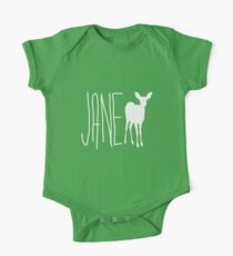 Life is Strange - Jane Doe T-Shirt Kids Clothes