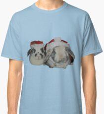 Christmas Rabbits Classic T-Shirt