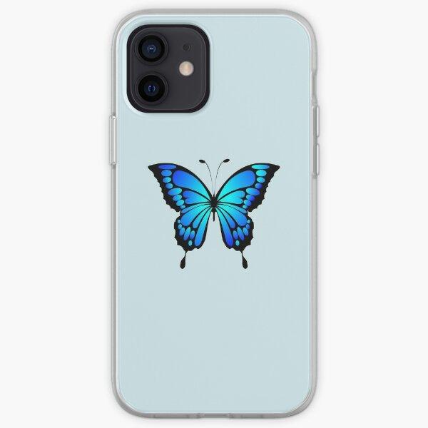 Indépendant Kid Butterfly Coque souple iPhone