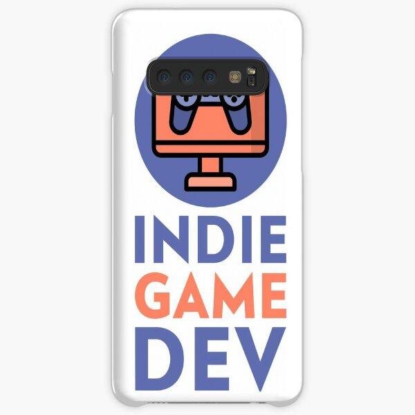 Indie Game Dev Samsung Galaxy Snap Case