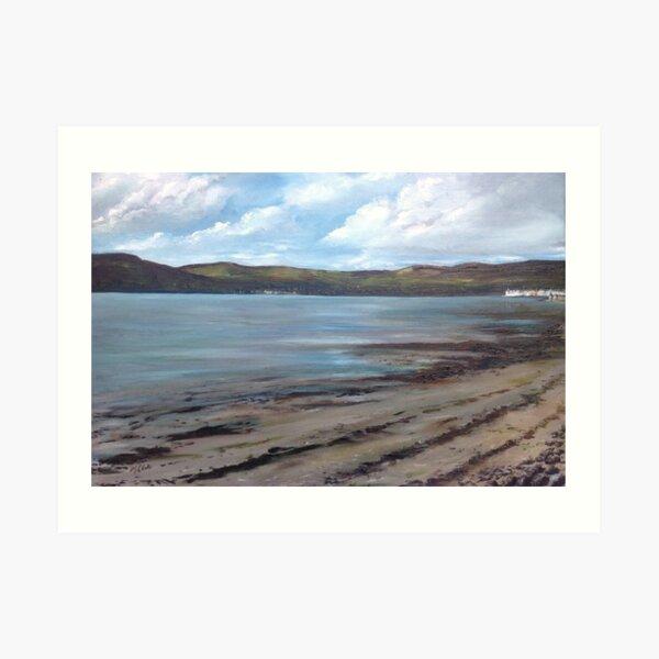 Carlingford Lough in Summer — Marion Clarke Art Print