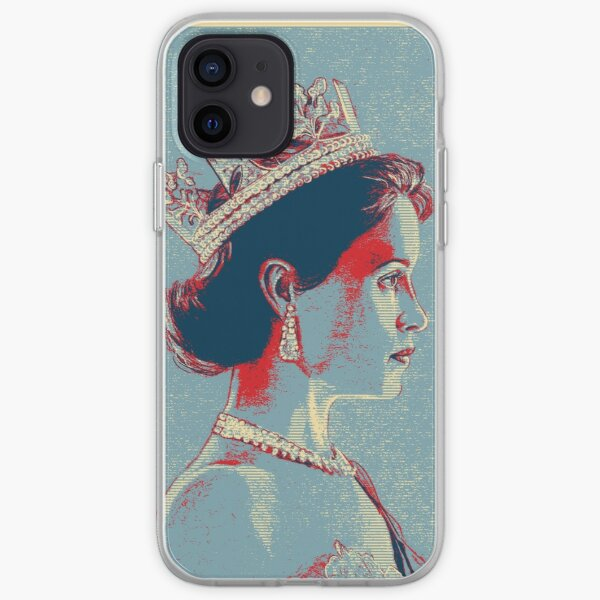 The Crown Netflix quotes iPhone Soft Case