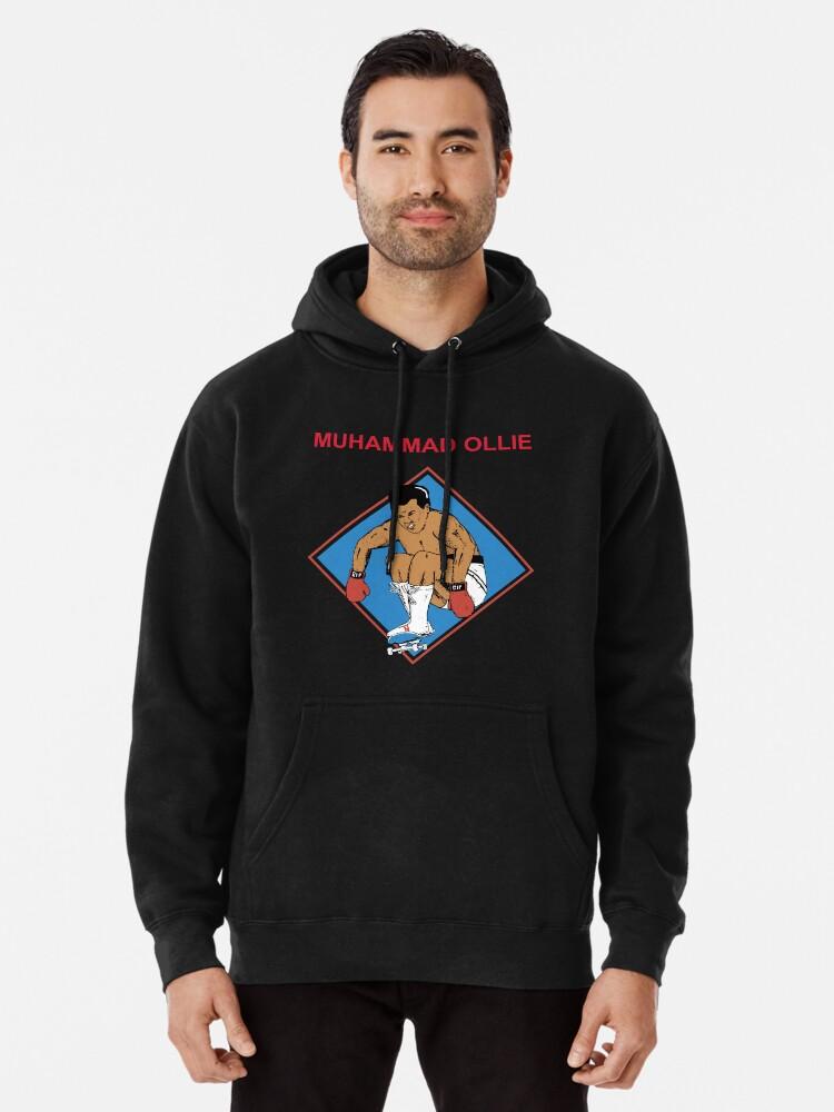 Alternate view of Muhammad Ollie Muhammad Ali Pullover Hoodie