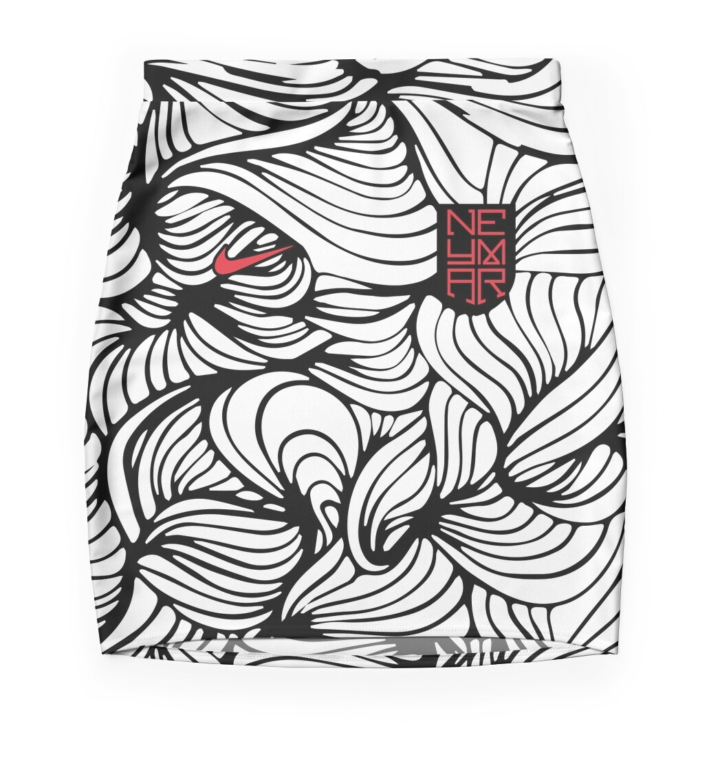 Quot Ousadia Alegria Quot Mini Skirts By Npdesigns Redbubble