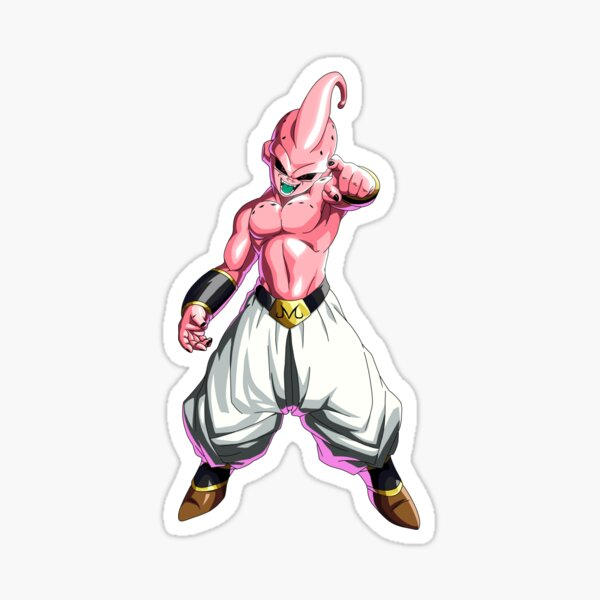 """6/"""" Vinyl Decal Stickers Dragon Ball Beerus and Whis 3/"""""""