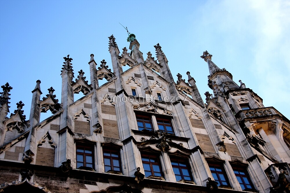 Fassade | Munich Town Hall by SmoothBreeze7