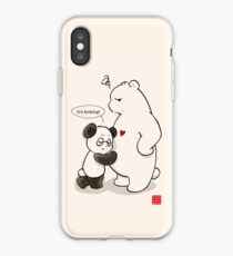 Belly Baby iPhone Case