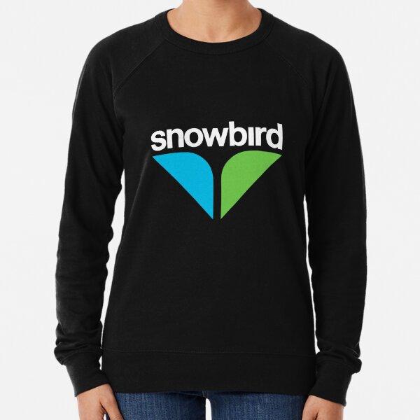 BEST SELLER - Snowbird Logo Merchandise Lightweight Sweatshirt
