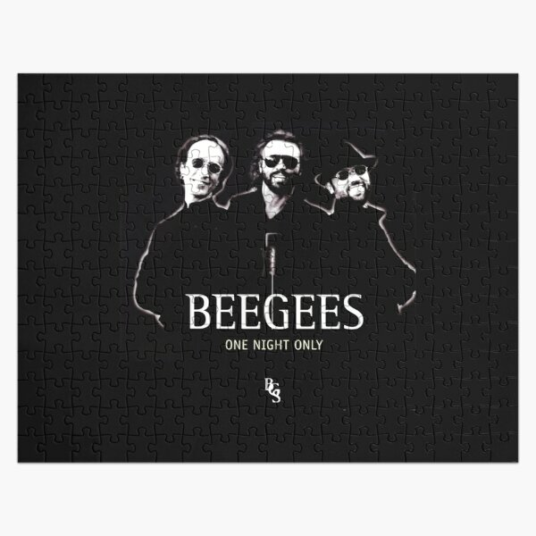 Bee Gees Band One Night Only Jigsaw Puzzle
