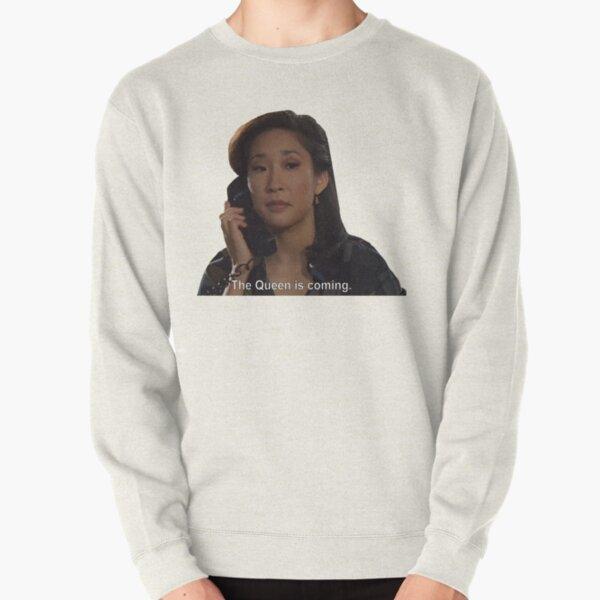 The Queen is Coming! Princess Diaries Pullover Sweatshirt