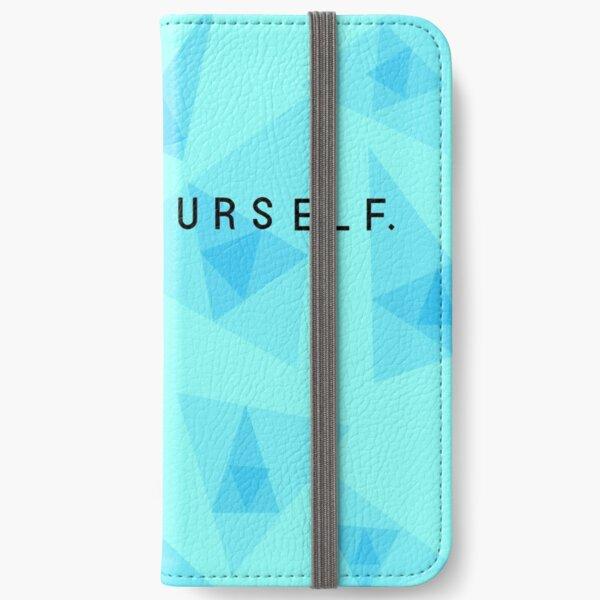 Believe in yourself iPhone Wallet