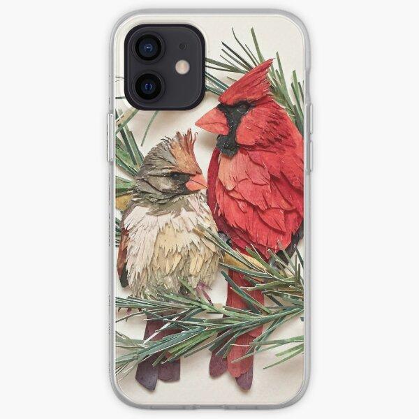Cardinal Love iPhone Soft Case