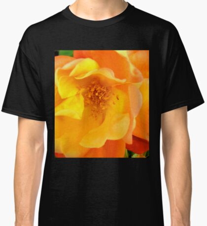 Orange Rose Classic T-Shirt