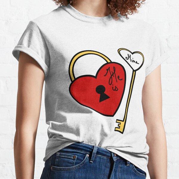 He is Mine  Classic T-Shirt