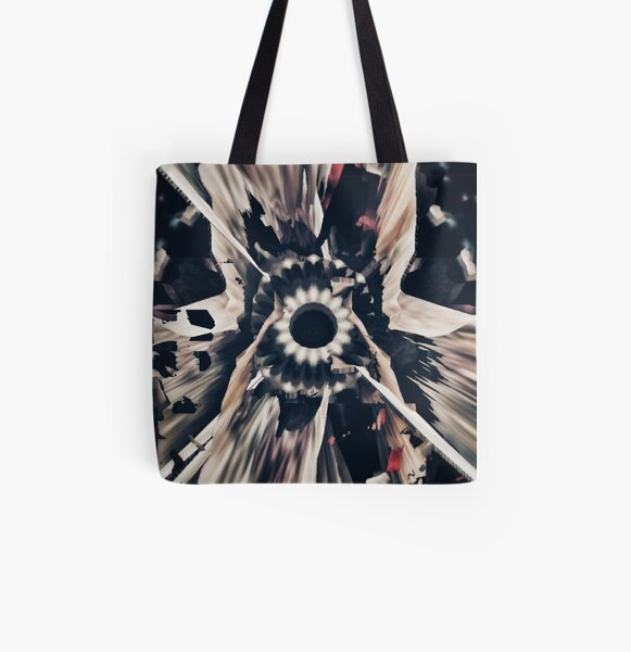 0175 All Over Print Tote Bag