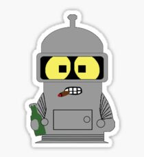 Bender Park Sticker