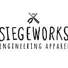 Siegeworks engineering apparel by Chris Jackson