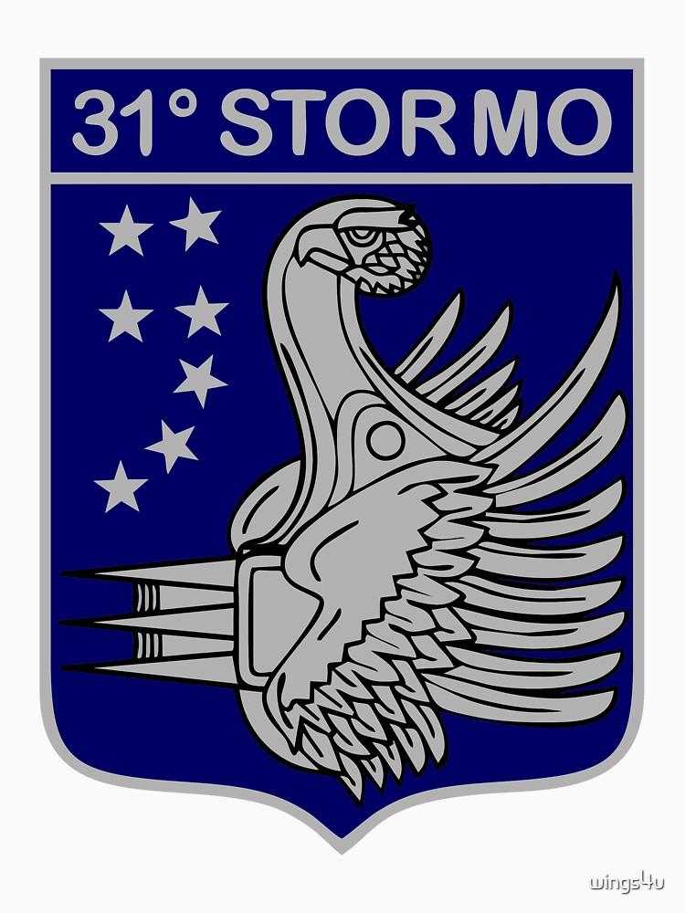 Model 123 - 31º Stormo by wings4u