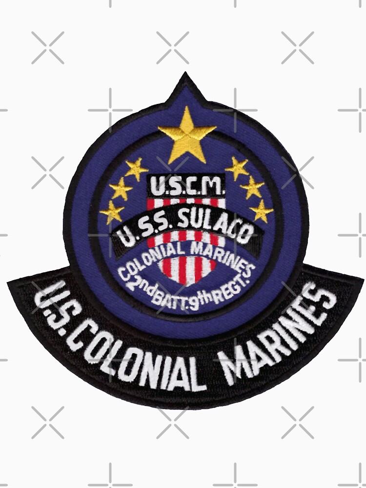 USS SULACO by skanner30