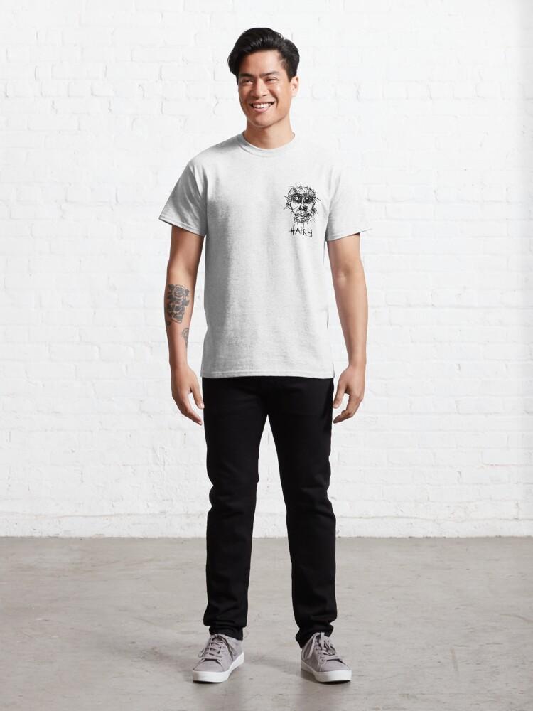 Alternate view of Hairy Classic T-Shirt