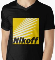Nikoff  Mens V-Neck T-Shirt