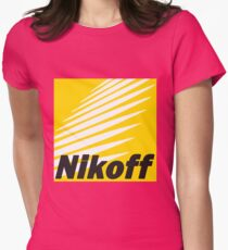 Nikoff  Women's Fitted T-Shirt