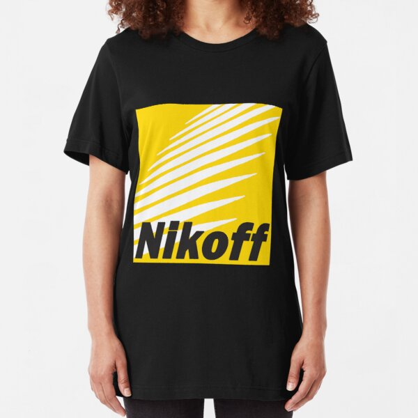 Nikoff  Slim Fit T-Shirt