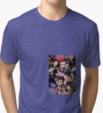 Matthew Daddario Pictures Tri-blend T-Shirt