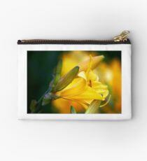Lillies in the Evening Sun Studio Pouch