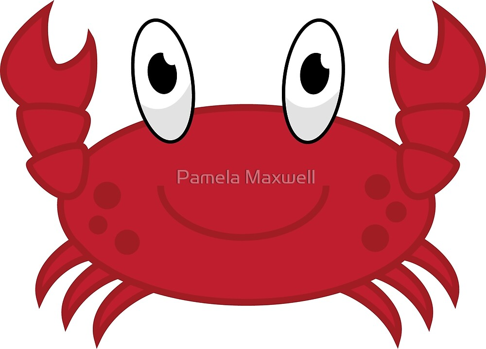 Crab by Pamela Maxwell