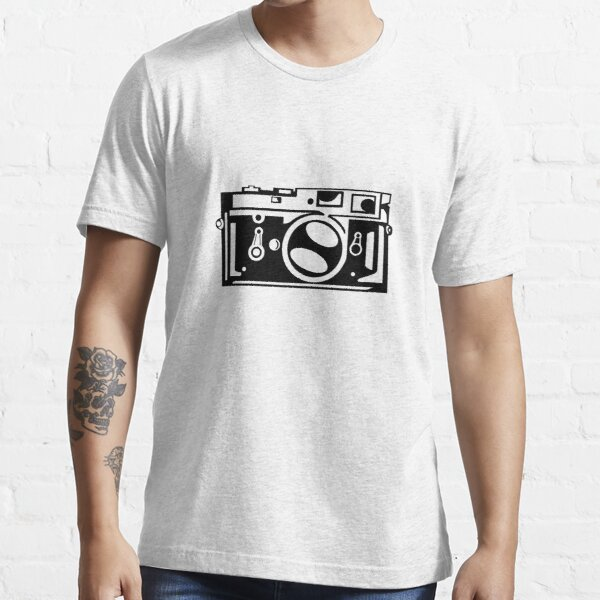 Classic Leica M3 Camera Design Essential T-Shirt
