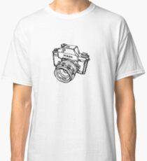 Nikon F Classic Film Camera Illustration Classic T-Shirt