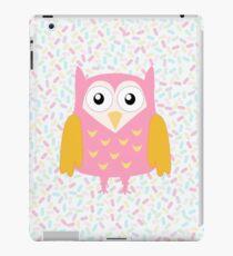 Sweet owl iPad Case/Skin