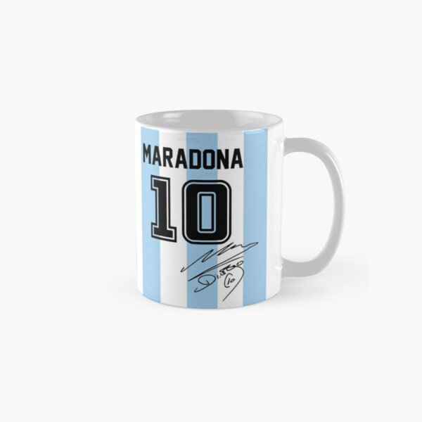 Maillot Maradona Mug classique