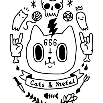 Cats & Metal by obinsun