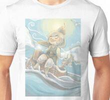 Sail Away (Legend of Zelda: Wind Waker) Unisex T-Shirt