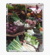 Beaune Market iPad Case/Skin