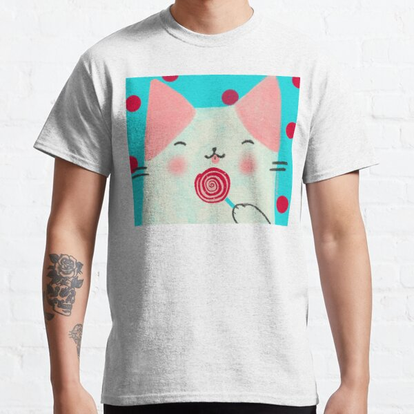 Lolly Cat Classic T-Shirt