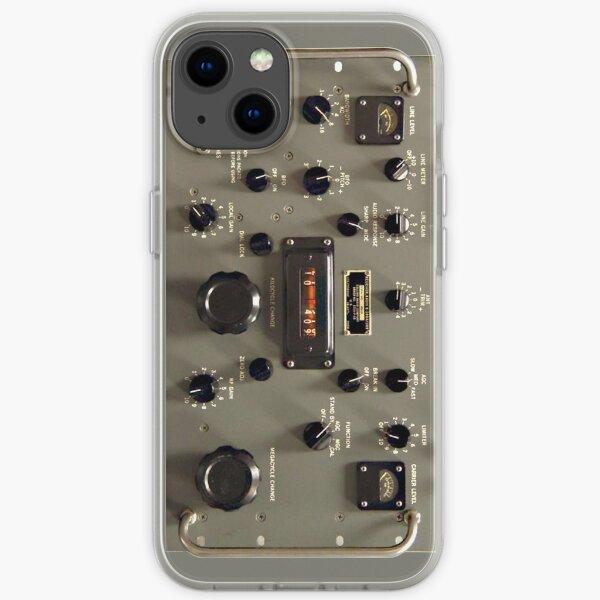 Receptor de radio Collins R-390 Funda blanda para iPhone