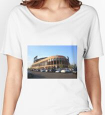 Citi Field - New York Mets Women's Relaxed Fit T-Shirt