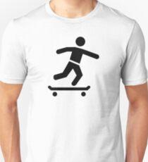 Longboarder Unisex T-Shirt