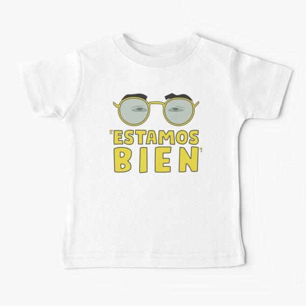 mal conejito estamos bien Camiseta para bebés