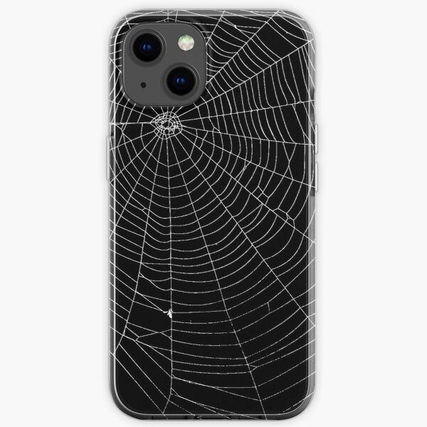Spiders Web iPhone Soft Case