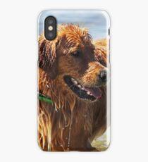 Wet Dog iPhone Case/Skin