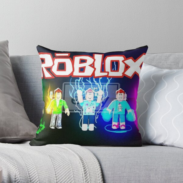 Powerup Roblox Coussin