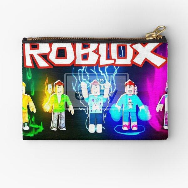 Roblox Powerup Zipper Pouch
