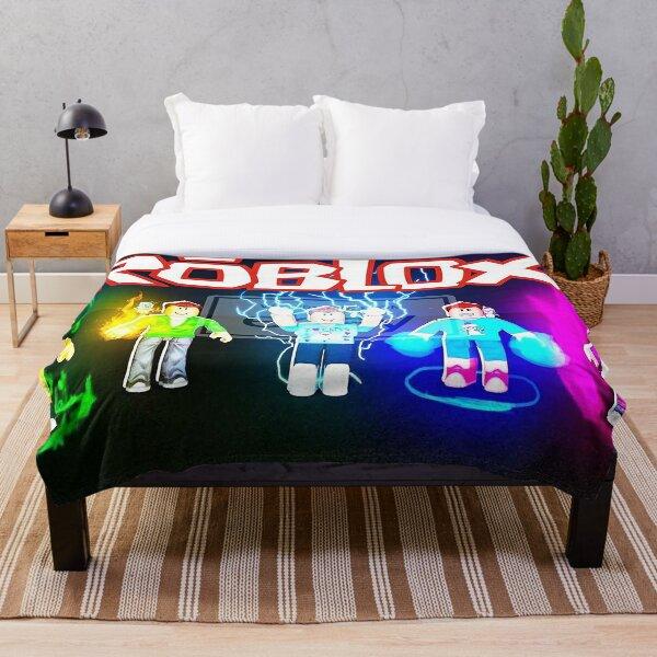 Roblox Powerup Throw Blanket