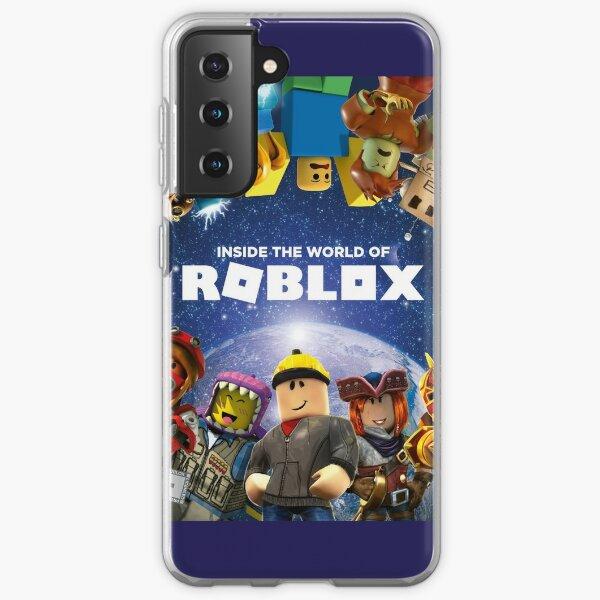À l'intérieur de Roblox Coque souple Samsung Galaxy