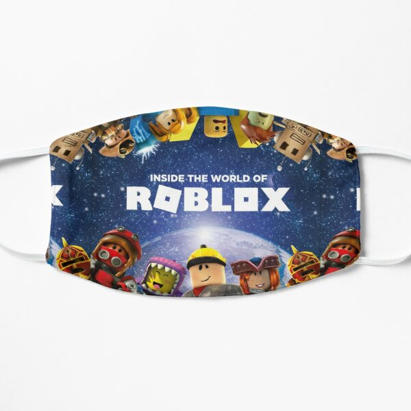Inside Roblox Flat Mask