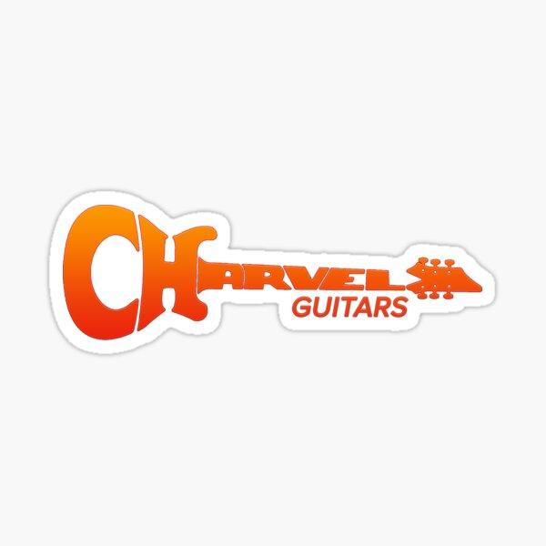 Charvel guitars Sticker